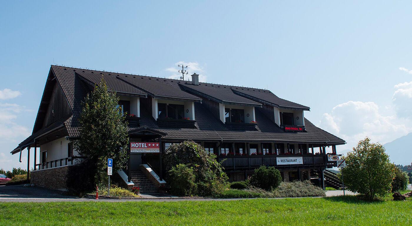 Dovolenka pri Liptovskej Mare v Hoteli Rendez-Vous*** so super zľavou na VIP skipasy a vstupy do aquaparkov Tatralandia a Bešeňová