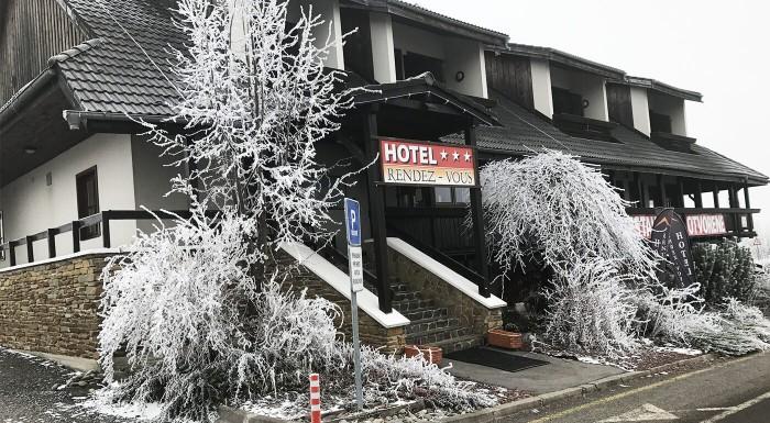 Oddych pri Liptovskej Mare v Hoteli Rendez-Vous***