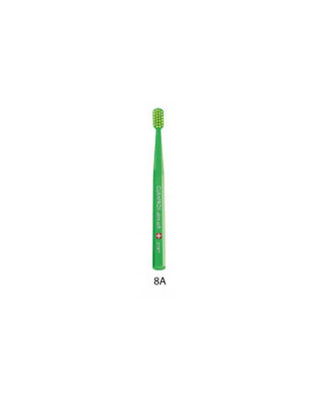 Curaprox Smart 7600 zubná kefka ultra soft - zelená, typ 8A