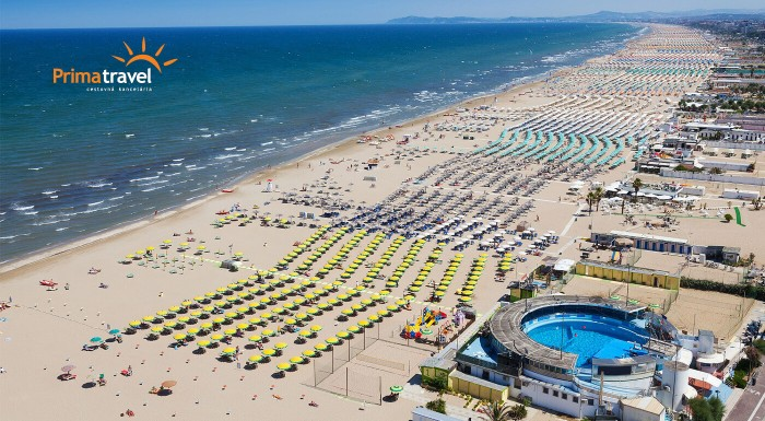 More, slnko, nekonečná piesková pláž a množstvo zábavných parkov - to je jedno z najobľúbenejších talianskych prázdninových letovísk Rimini. Vyberte sa na dovolenku k Jadranu.