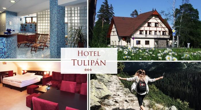 Pobyt v Hoteli Tulipán Tatranská Lomnica