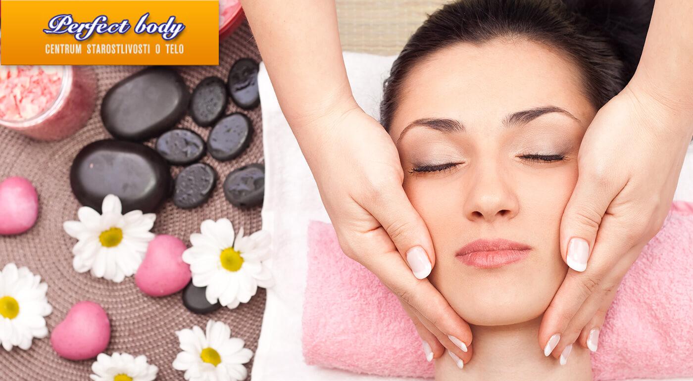 Kozmetické ošetrenie Cíťte sa ako Parížanka v salóne Perfect Body