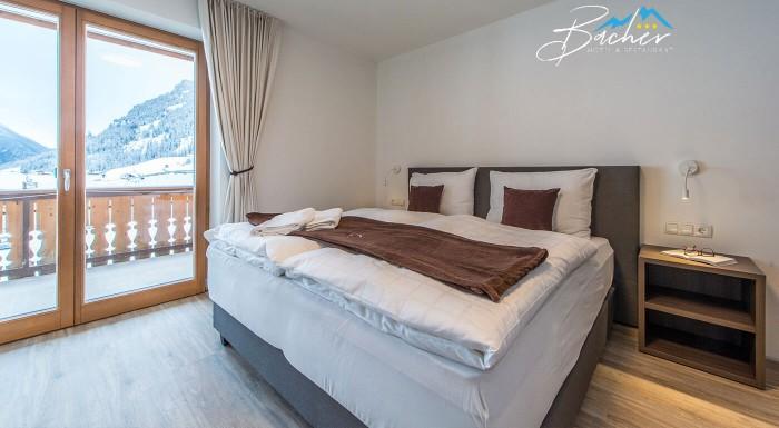 Lyžovačka v Južnom Tirolsku v Hoteli Bacher***