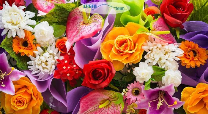 Zájazd na Medzinárodnú výstavu kvetov a záhrad