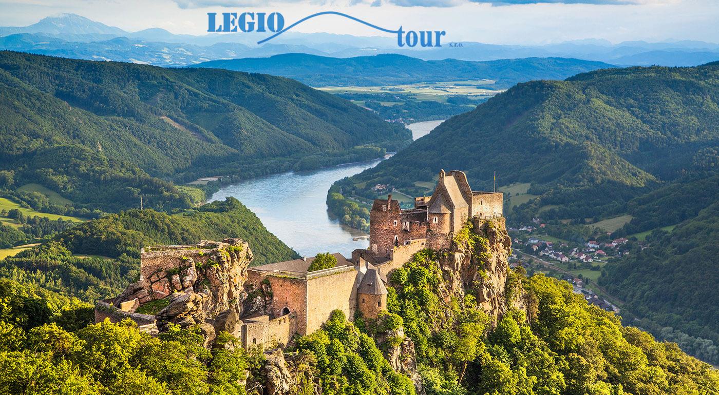 Údolie Wachau: Krems an der Donau, Dürstein, Melk: 1-dňový zájazd pre 1 osobu