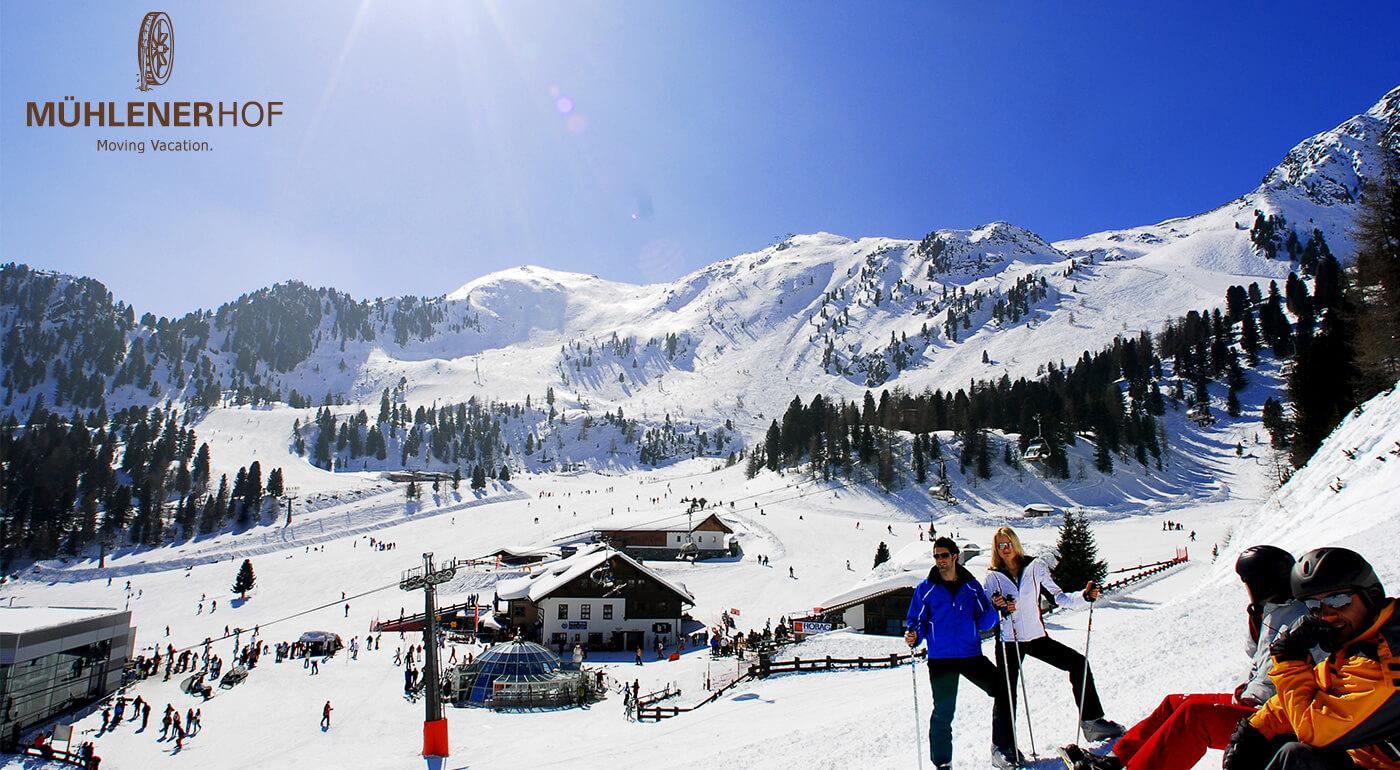 Talianske Alpy: Dovolenka pre celú rodinu v Hoteli Mühlener Hof*** s all inclusive a perfektnou lyžovačkou