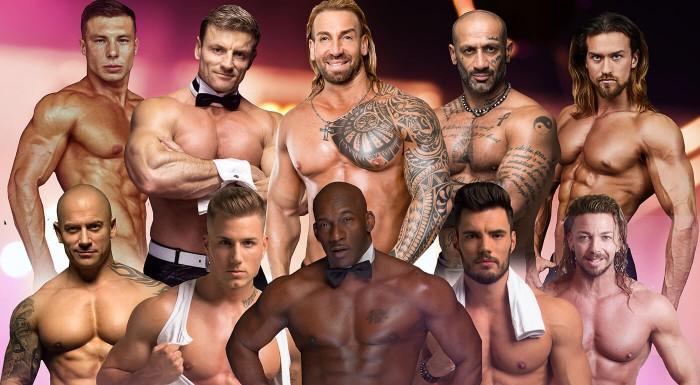 Majstrovstvá sveta v pánskom striptíze 2019