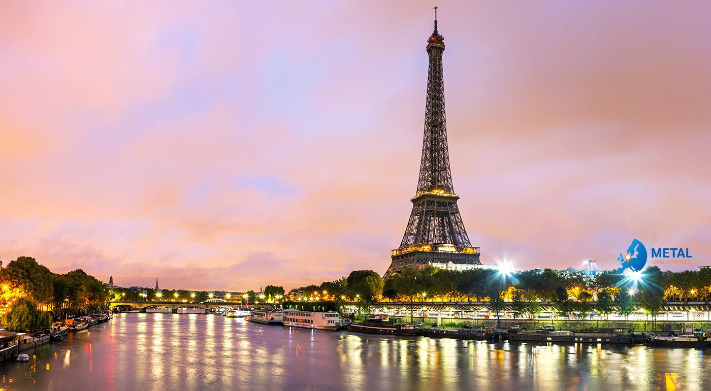 Romantický Paríž: Valentínsky zájazd na 4 dni s návštevou Disneylandu