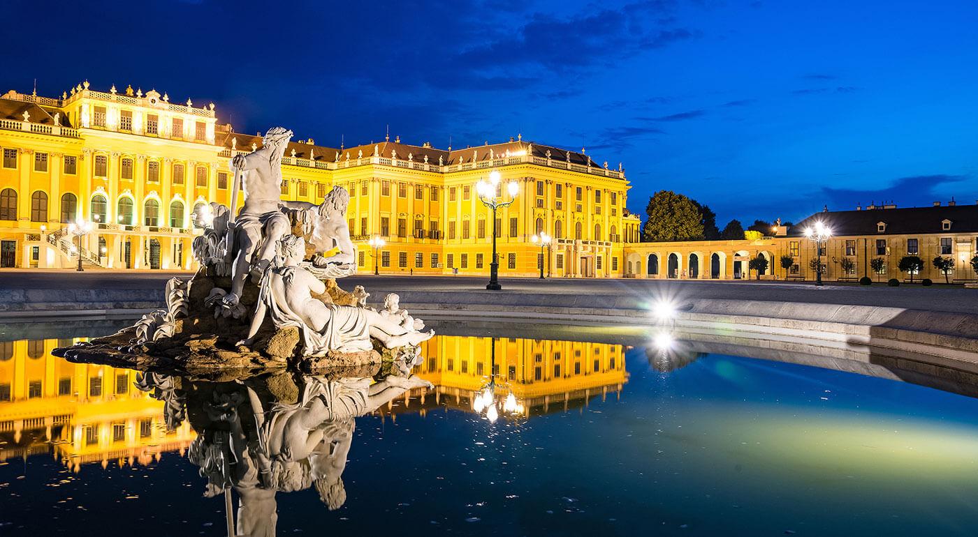 Kráľovský pobyt pre dvoch v Hoteli Bellevue*** Viedeň