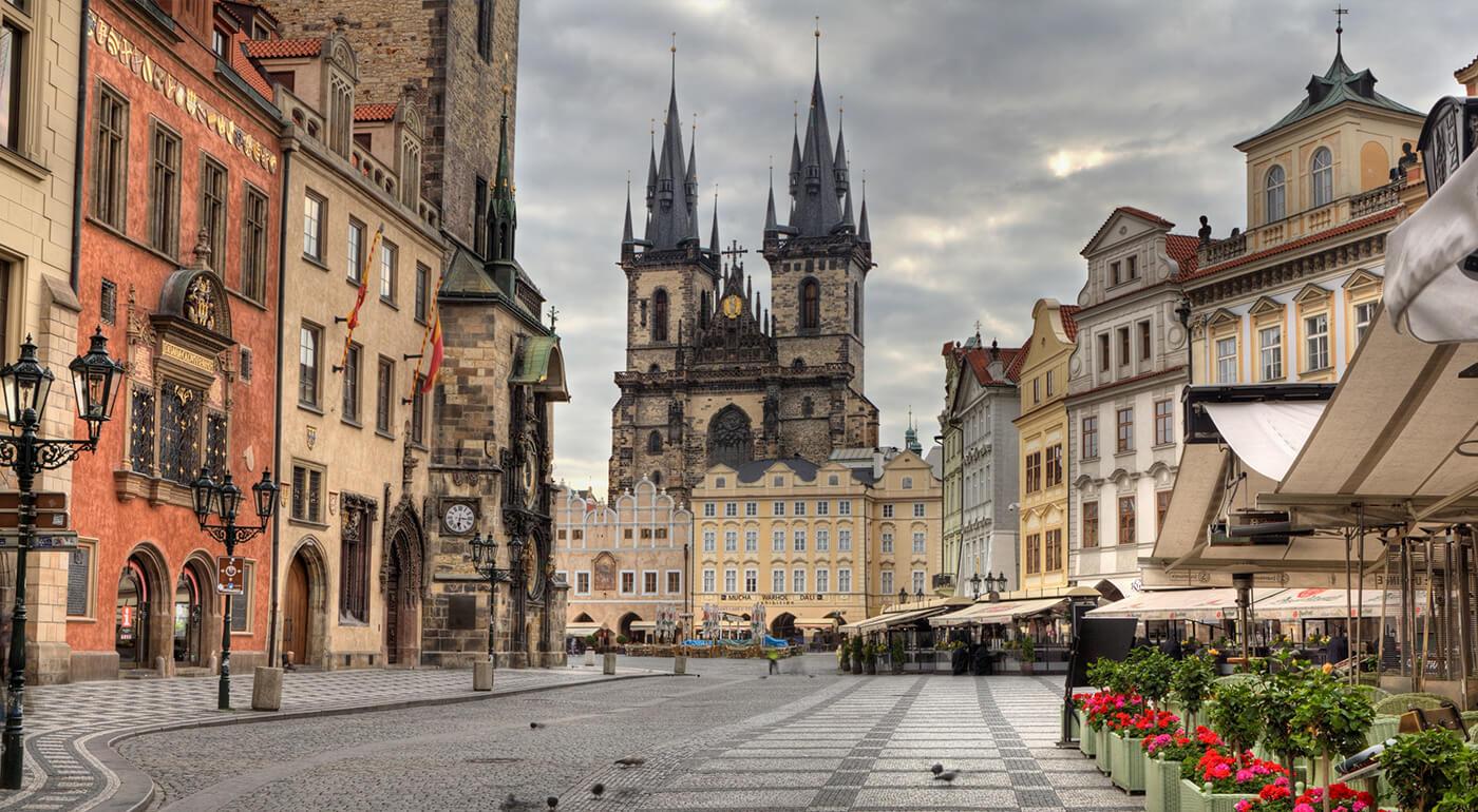 Praha luxusne: 2 alebo 3 dni v špičkovom Hoteli Hilton***** pre dvoch