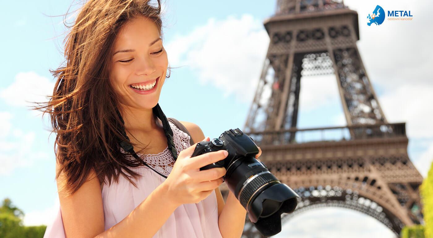 Poznávací zájazd Kúzelný Paríž s návštevou múzeí na 4 dni - na výber sú termíny až do novembra 2019!