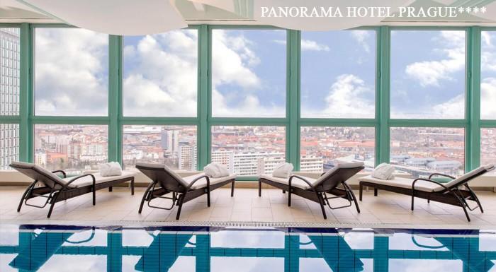 Pohoda v Prahe - Hotel Panorama****