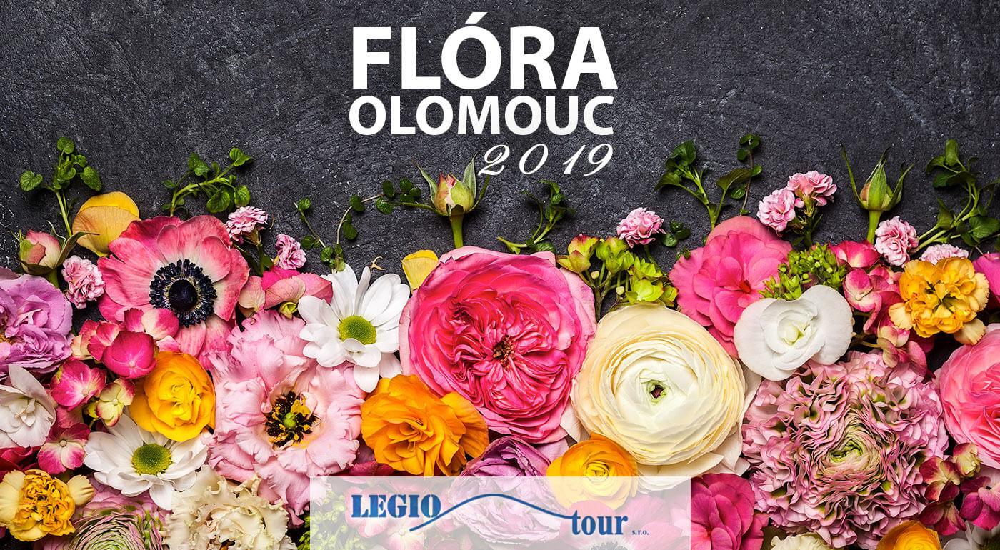 Jednodňový zájazd Jarná Flora Olomouc pre 1 osobu