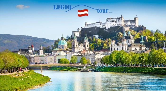 2-dňový zájazd do Salzburgu a jeho okolia