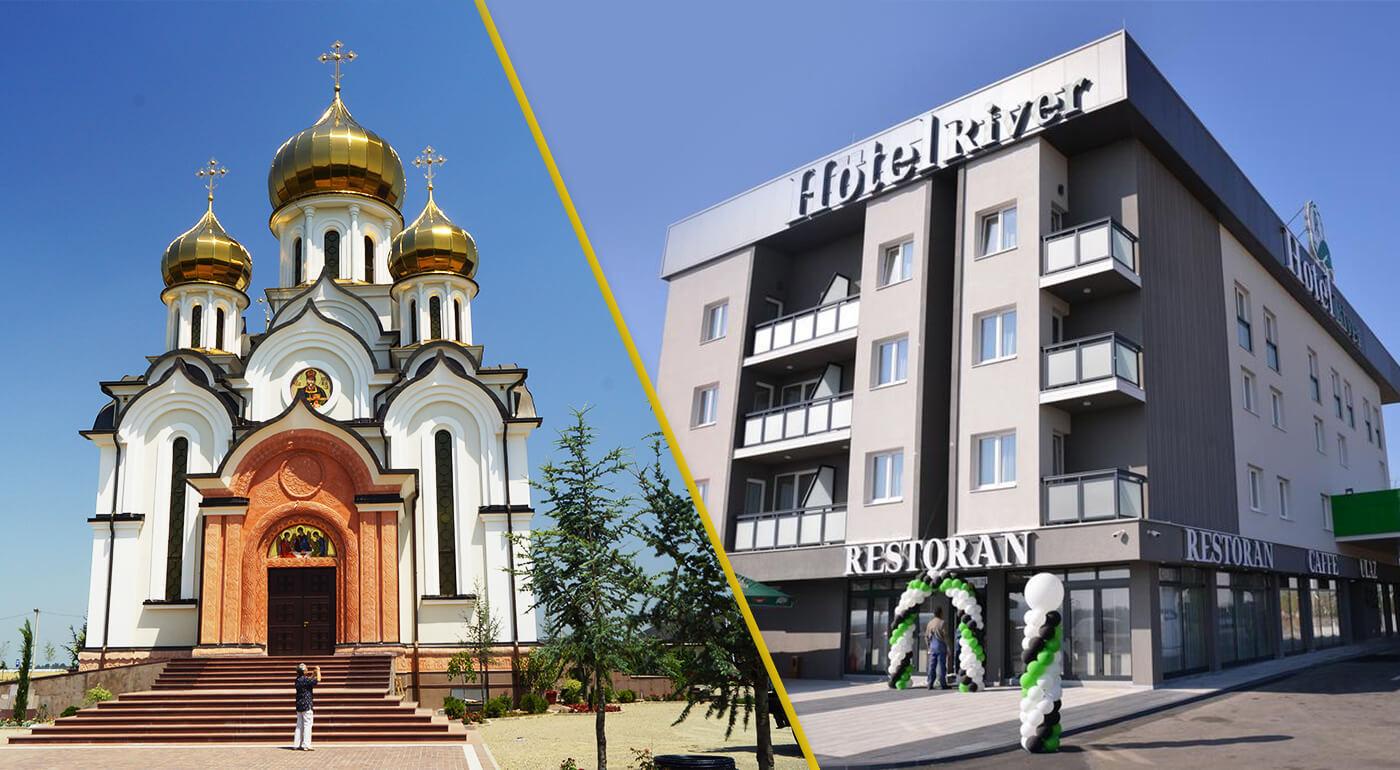 Bosna a Hercegovina: Dovolenka a dobrodružstvo v Hoteli River s raňajkami a množstvom atrakcií v blízkom okolí