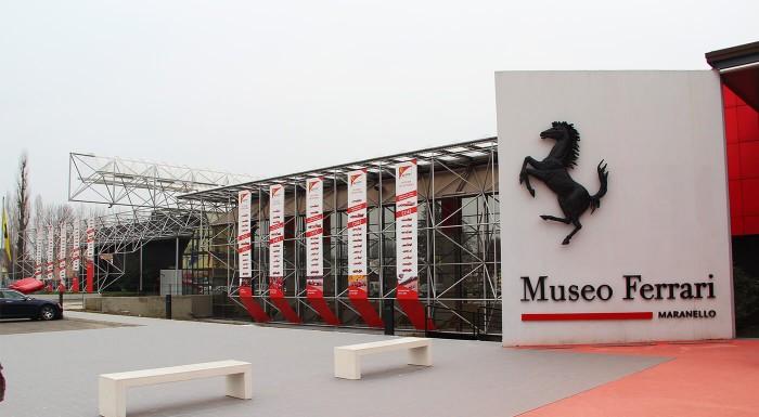 4-dňový zájazd Múzeum Ferrari a Miláno