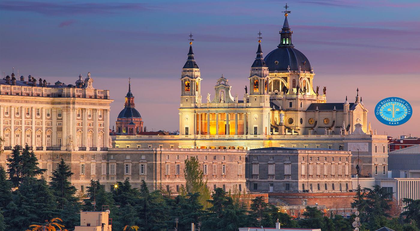 Rímsky wellness neďaleko Budapešti: Pobyt v Duna Relax & Event Hoteli**** s relaxačným balíkom