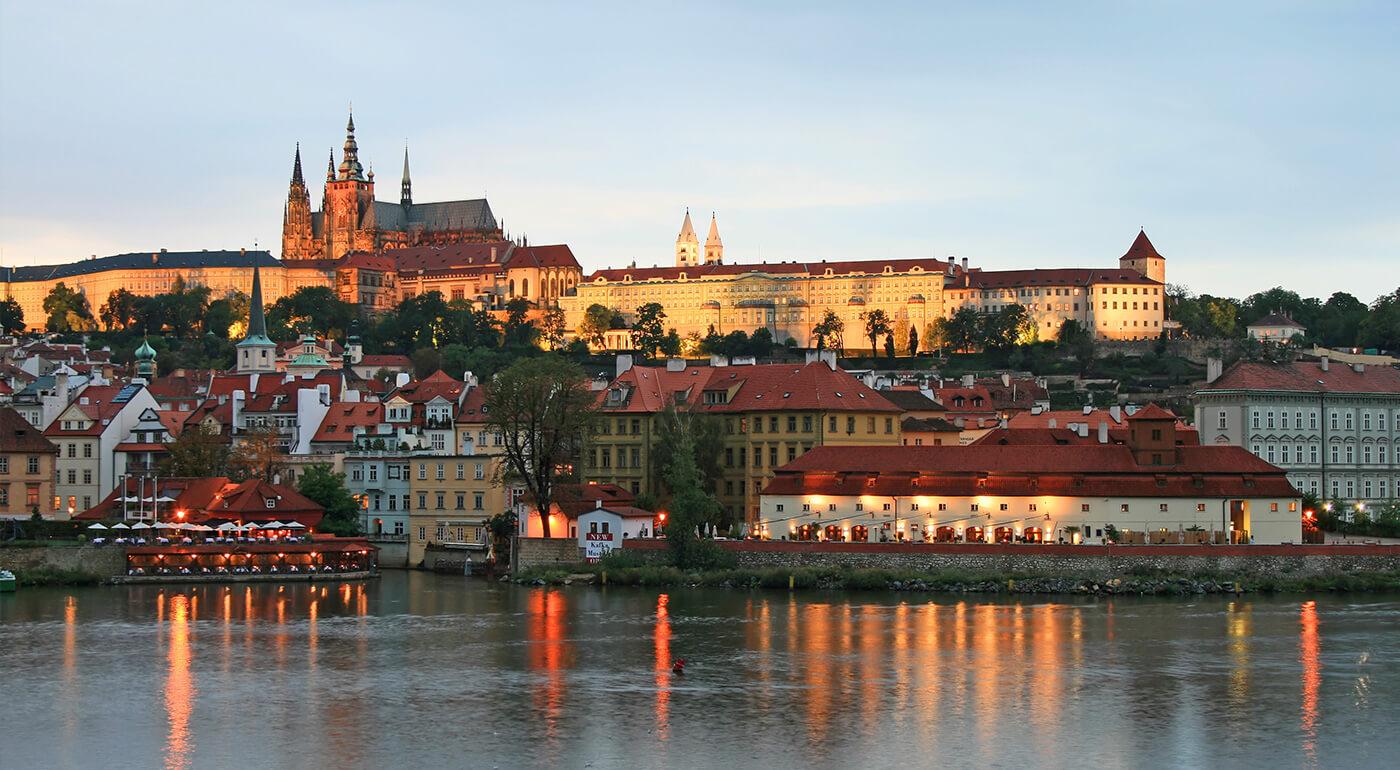 Čarovná Praha v historickom štýle