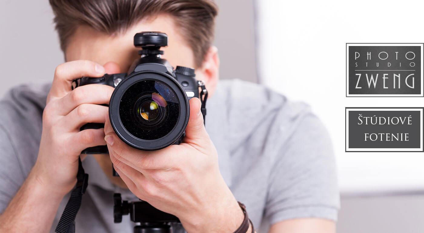 Profesionálne fotenie pre rodiny, domácich miláčikov aj biznis vo Photo Studio Zweng