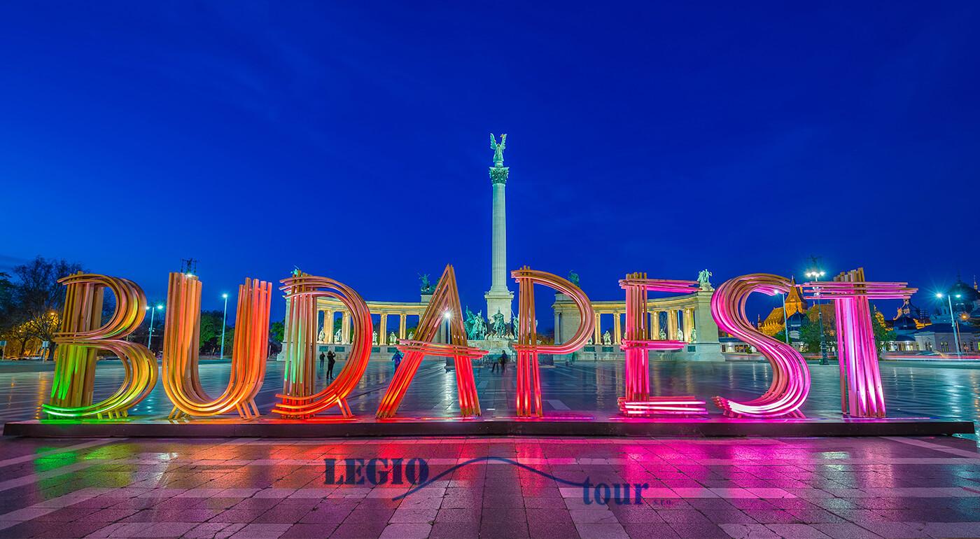 Budapešť: 1 deň v maďarskej metropole s návštevou kráľovského paláca Gödöllő, ktorý s obľubou navštevovala cisárovná Sissi