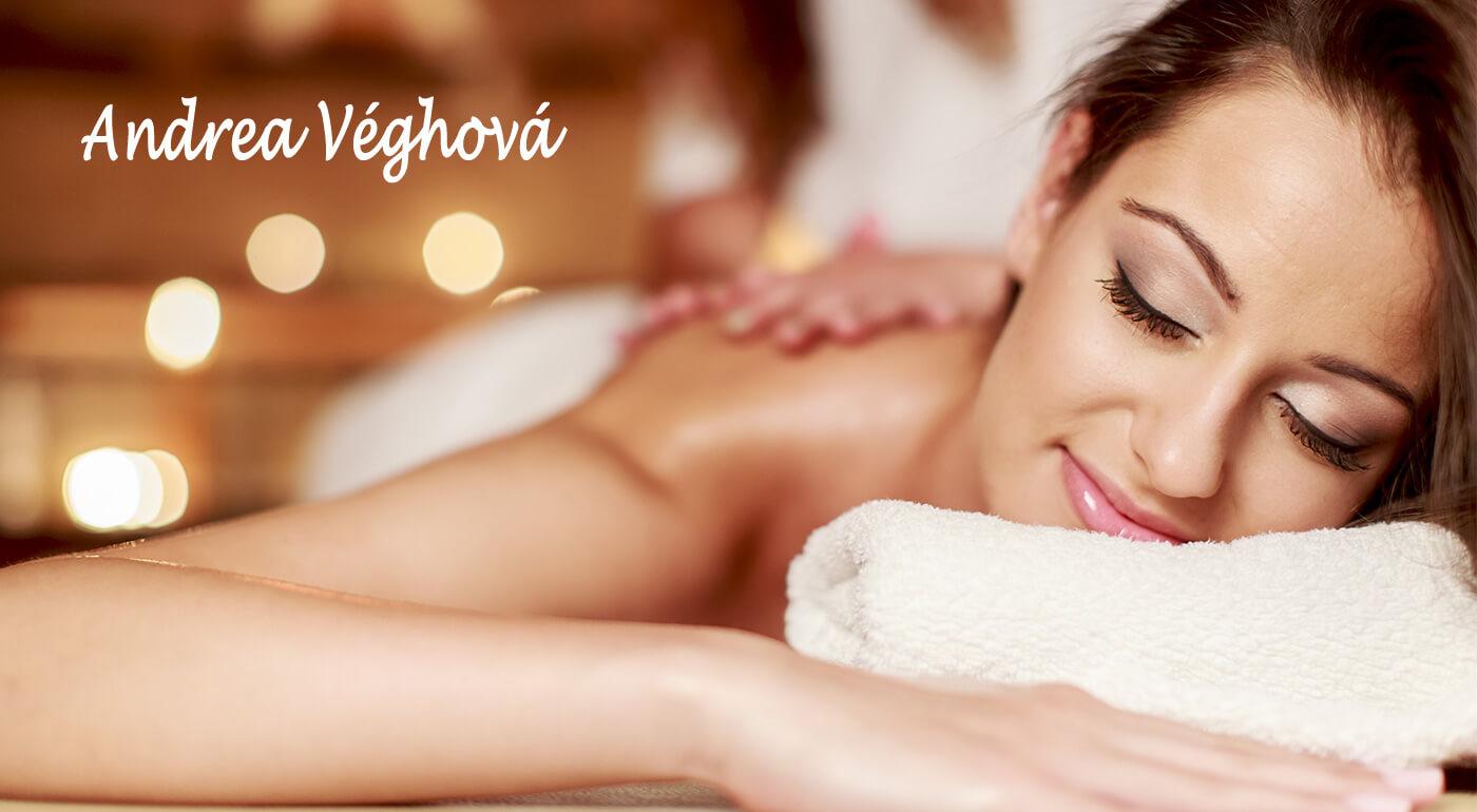 Klasická masáž pre dámy - dajte si premasírovať celé telo alebo problémové partie chrbát a šiju