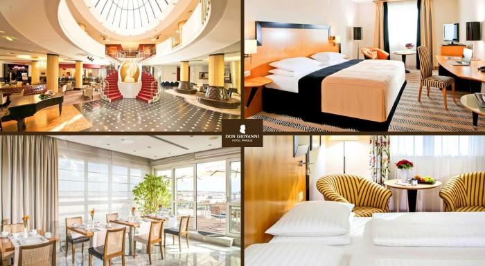 Víkend v Prahe s ubytovaním v Hoteli Don Giovanni