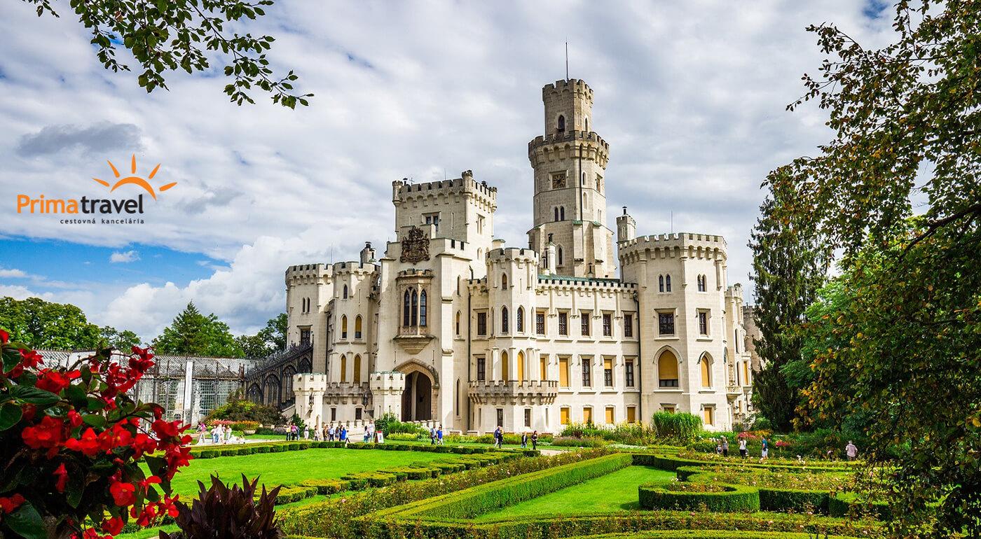 Južné Čechy: 2-dňový poznávací zájazd s návštevou pivovaru České Budějovice, zámku Hluboká a mestečka Telč