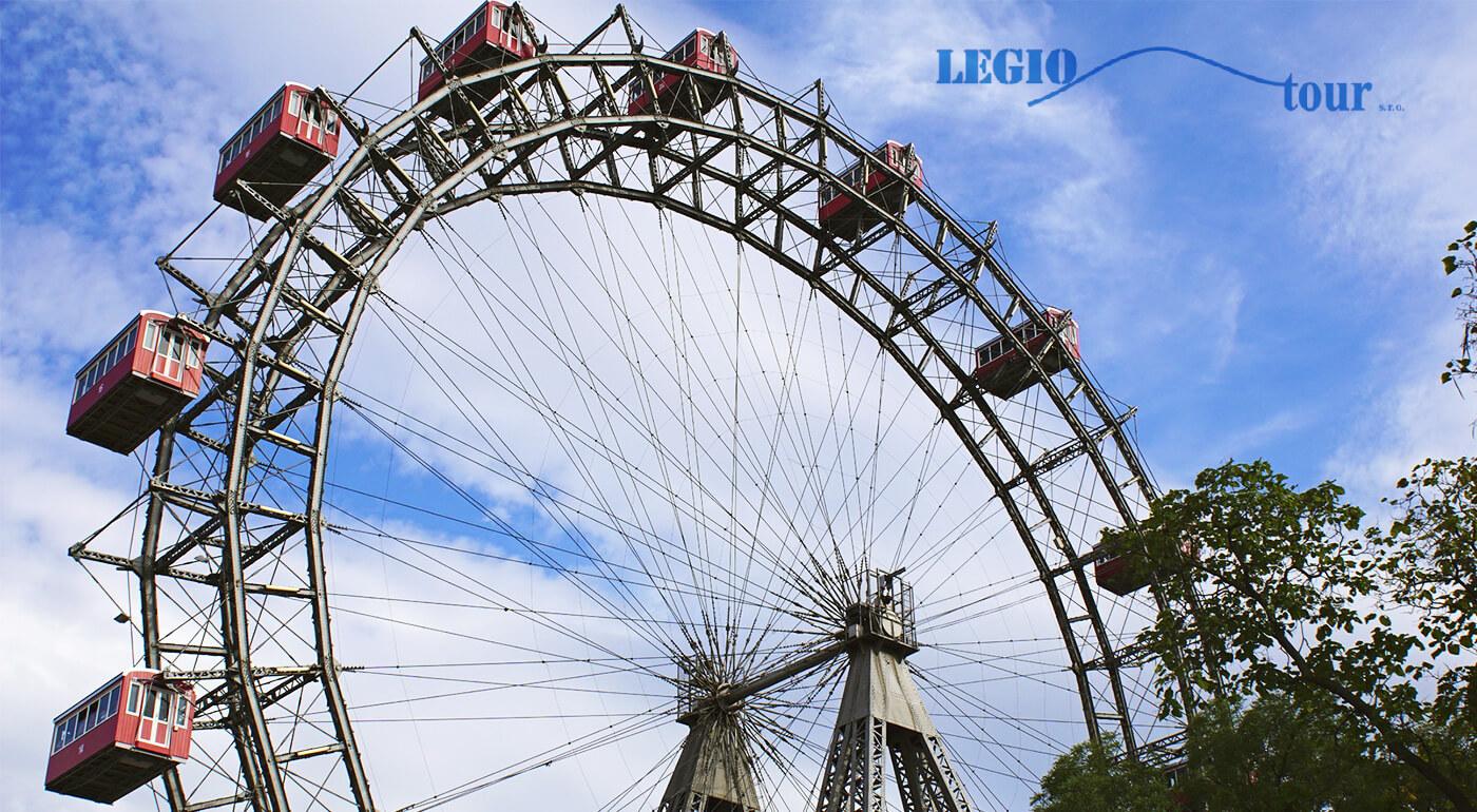 Viedeň s prehliadkou mesta a návšteva Wiesn festivalu v Prátri