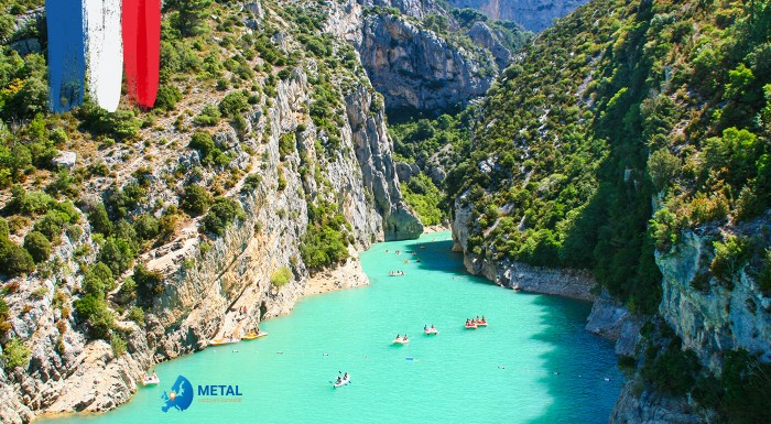 Vôňa levandule a krása Azúrového pobrežia je ten najlepší dovolenkový kokteil. Navštívte Monako, Marseille, ostrov If, Cannes, Monako či Verdonský kaňon na 5-dňovom zájazde od CK Metal.