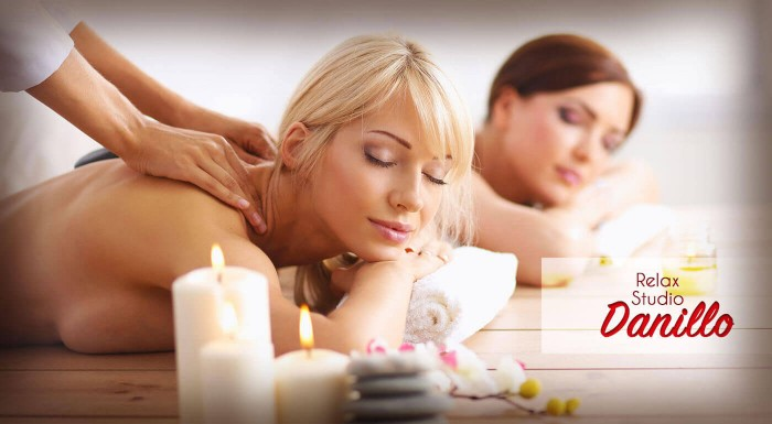 DUO masáž pre dvoch