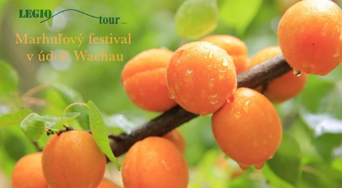 Marhuľový festival v údolí Wachau