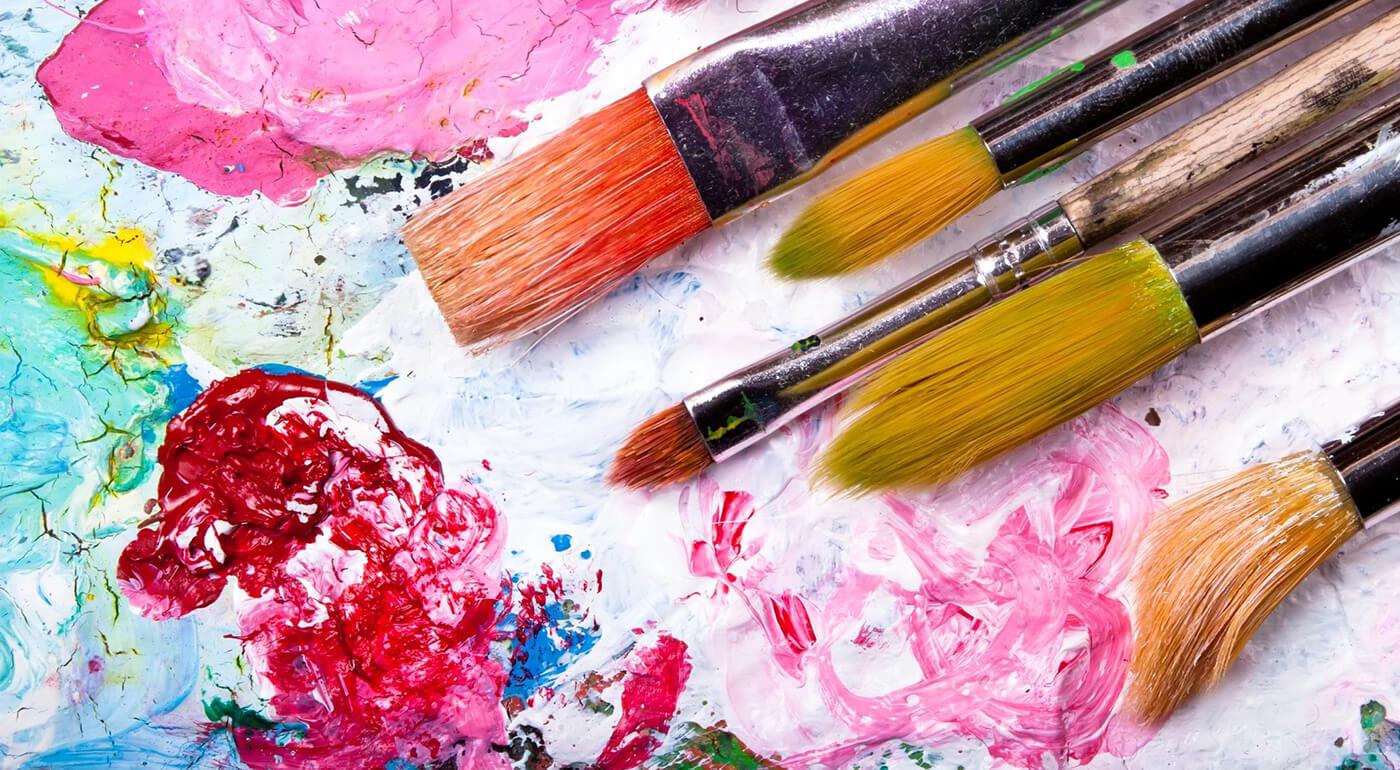 Kurzy maľby podľa vlastného výberu - olej na plátne, akryl, technika akvarelu alebo suchého pastelu