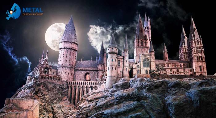 Londýn: Čarovný svet Harryho Pottera