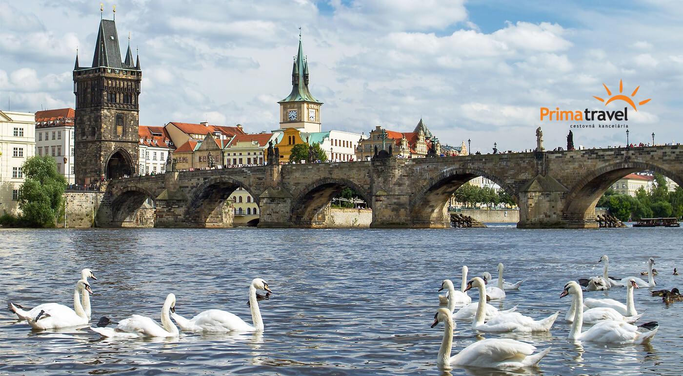2-dňový víkendový zájazd do Prahy pre 1 osobu
