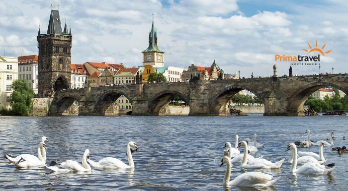 Víkendový zájazd do Prahy so sprievodcom