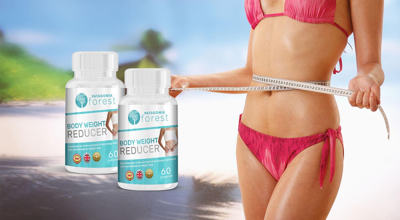 Body Weight Reducer - TOP spôsob ako pomocou prírody zredukovať telesný tuk