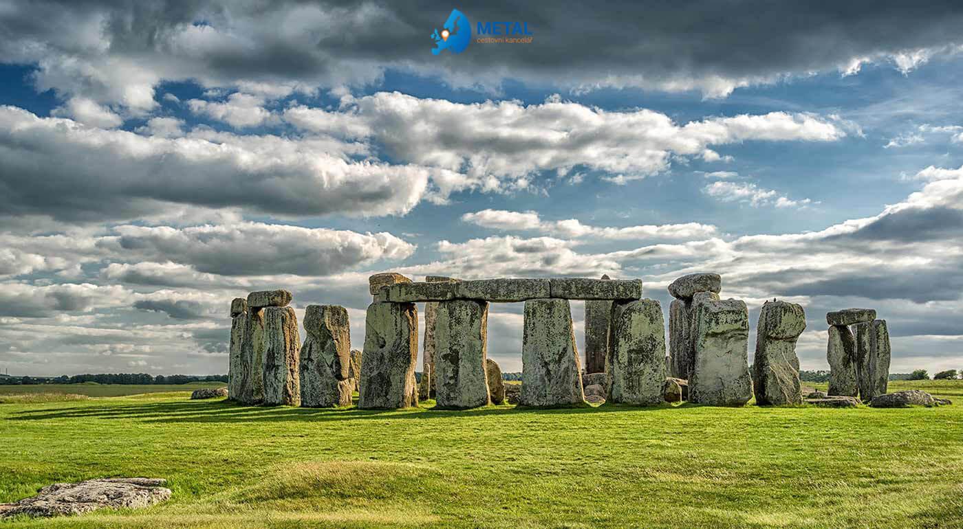 Londýn: 5-dňový zájazd s návštevou Stonehenge a mesta Oxford
