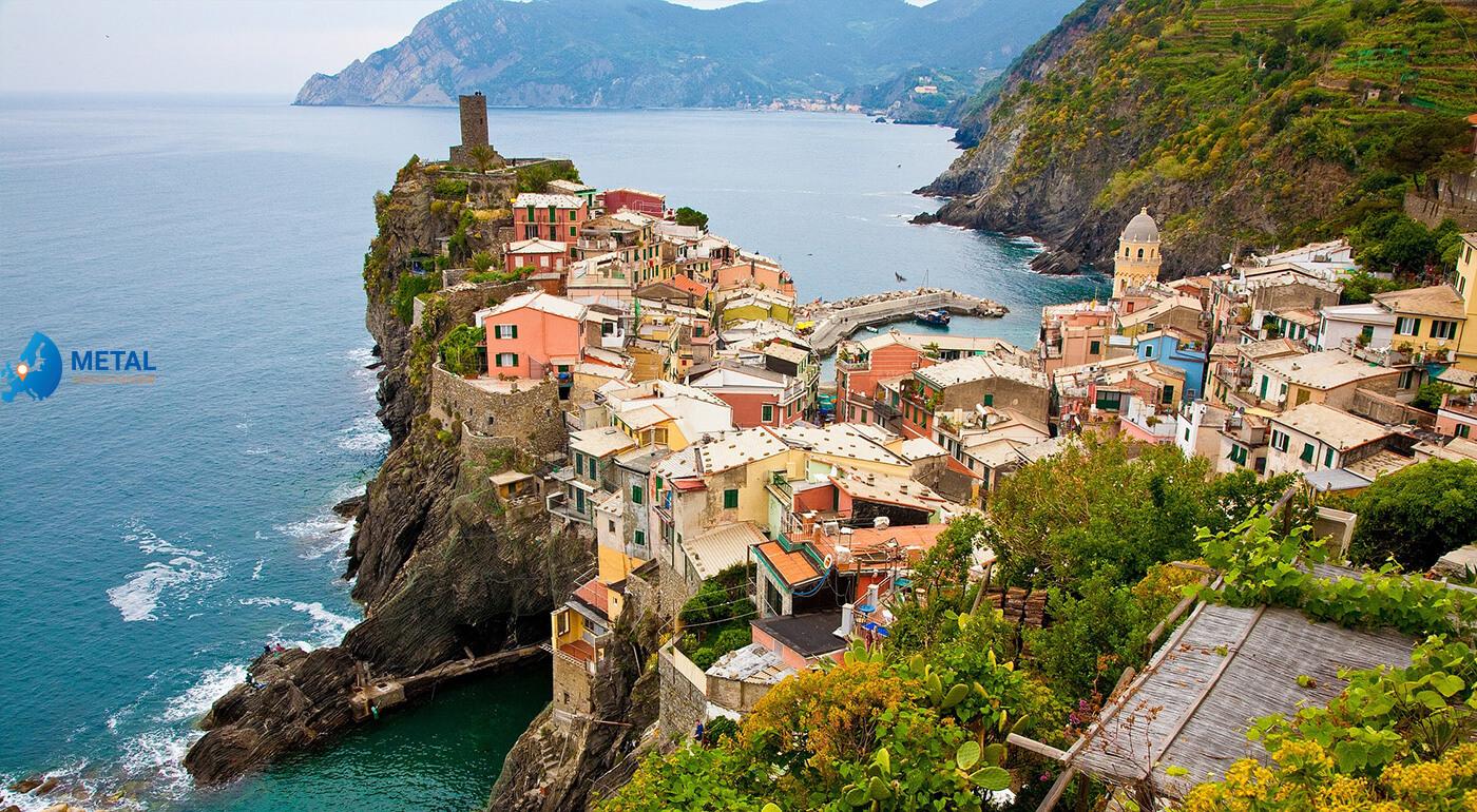 Toskánsko: Cestovanie po najkrajšej časti Talianska s návštevou Cinque Terre v Ligúrii