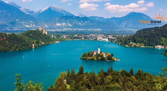 Poznávací zájazd do Slovinska