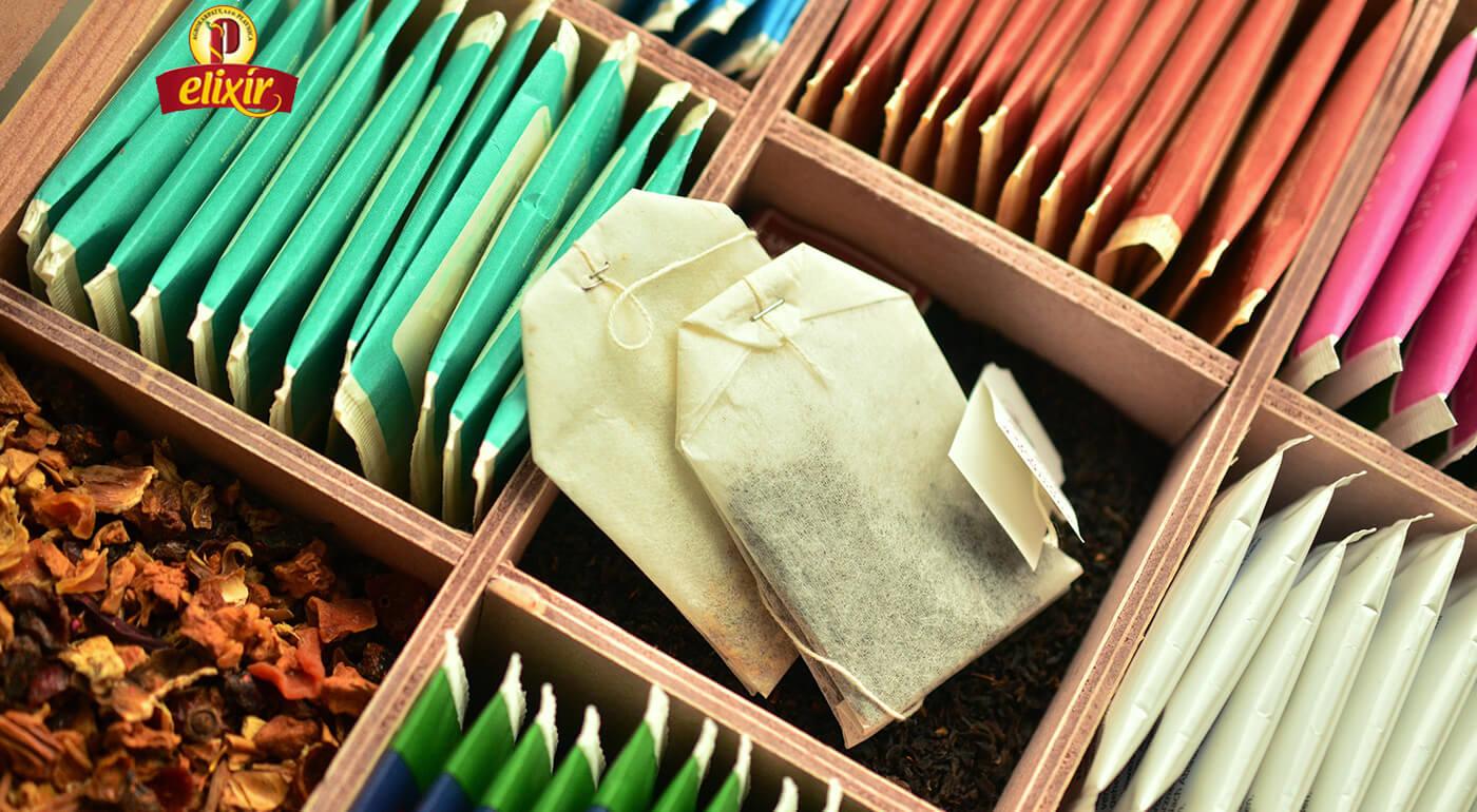 Čajové kazety Agrokarpaty - liečivé čaje vyrobené na Slovensku v originálnom darčekovom balení