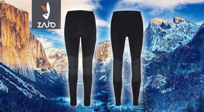 Zateplené nohavice - legíny ZAJO Dachstein