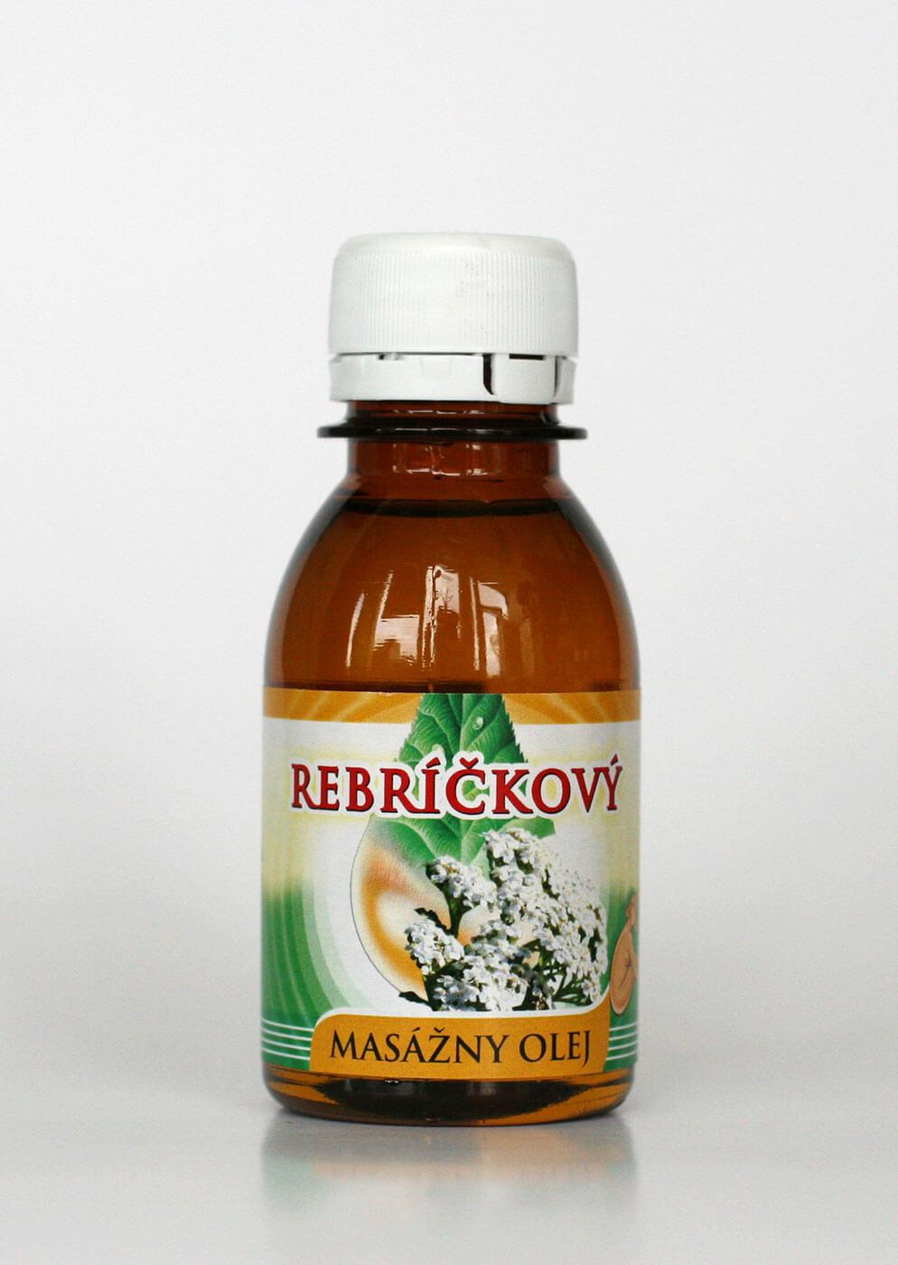 Agrokarpaty Masážny olej rebríčkový (0,1l)