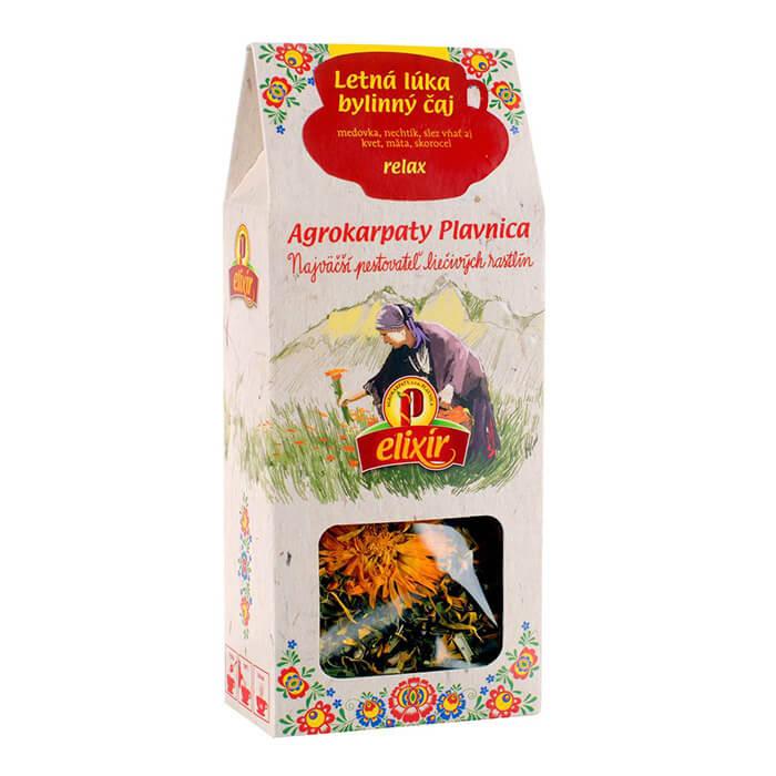 Agrokarpaty Babkin sypaný čaj Letná lúka - bylinný (20 g)