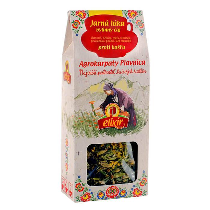 Agrokarpaty Babkin sypaný čaj Jarná lúka - bylinný (30 g)