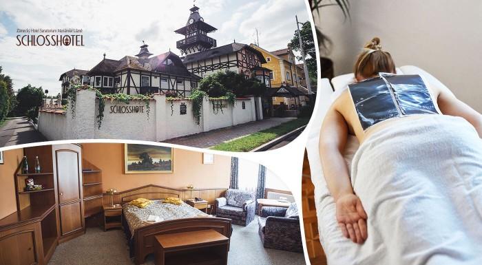 Wellness dovolenka v Schlosshoteli Mariánské Lázně