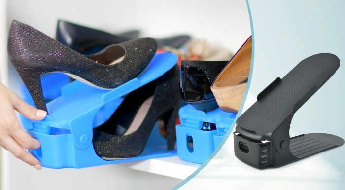 Organizér na topánky