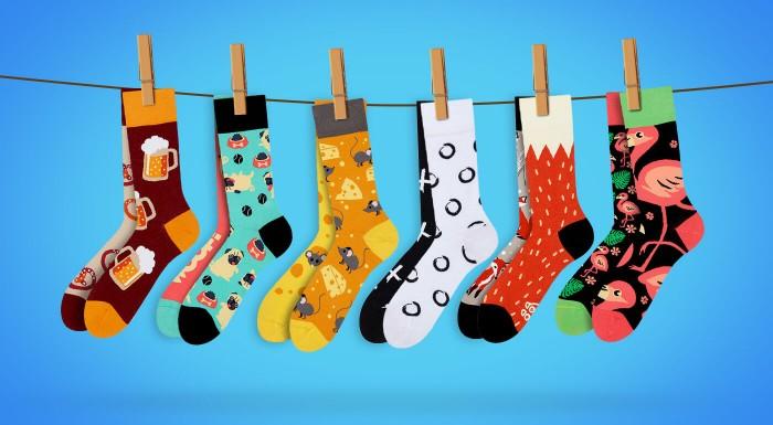 Veselé ponožky Dedoles pre vaše nôžky