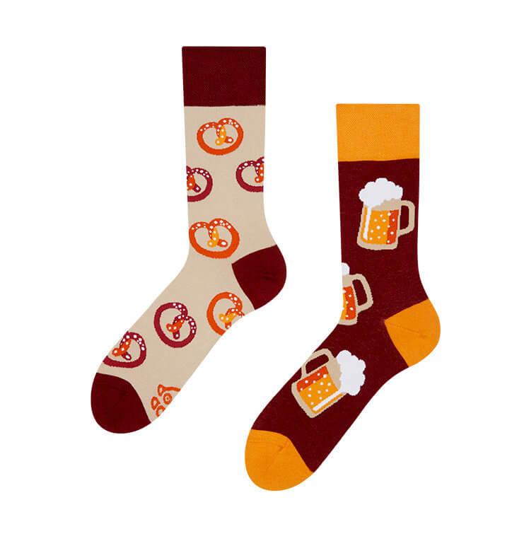 Good Mood ponožky Pivo - veľkosť 35-38