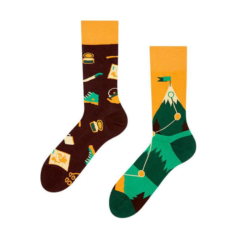 Good Mood ponožky Turistika - veľkosť 35-38