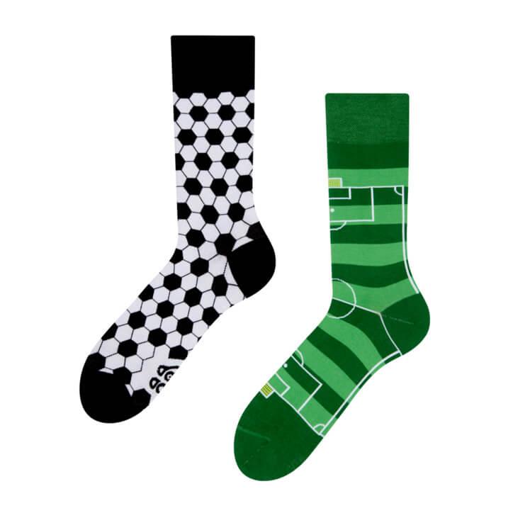 Good Mood ponožky Futbal - veľkosť 35-38